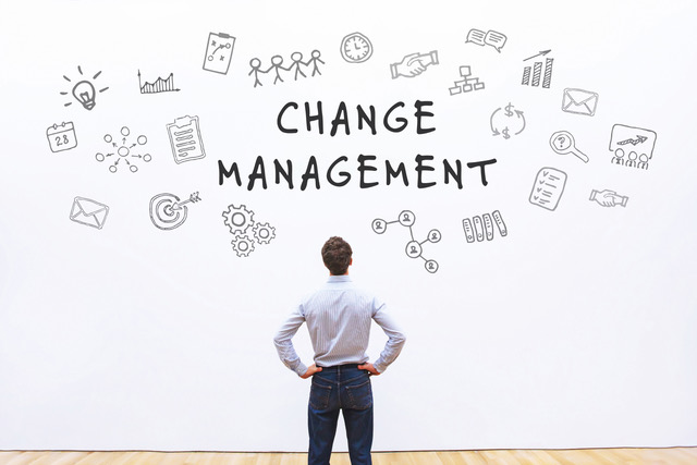 change management concept